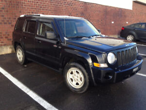 2010 Jeep Patriot VUS 4x4