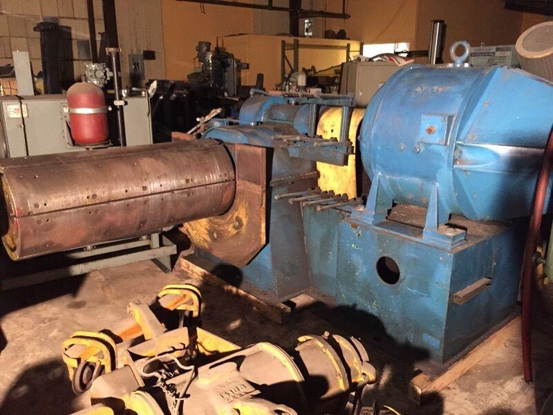 Turner Recoiler Coil Equipment