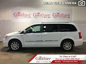 2014 Chrysler Town  Country Touring  PWR SLIDNG DOORS\LIFTGATE,