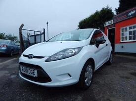 2010 Ford Fiesta 1.4 TDCi Van only 1 former keeper,2 keys,12 months mot,Warra...