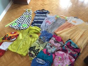 vêtements fille 7-8 ans
