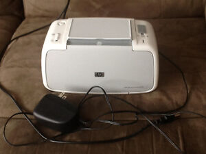Photo printer, HP, used very little