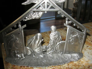 Seagull Pewter Christmas pieces Kitchener / Waterloo Kitchener Area image 3