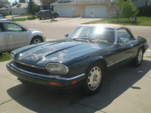1996 Jaguar XJS Celebrity Convertible