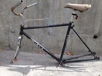 "Large Miele chromoly 22"" frameset for 700C wheels"