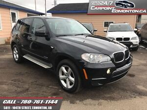 2011 BMW X5 XDRIVE 35i PREMIUM PACKAGE  ACCIDENT FREE!!!