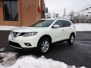 2016 Nissan rogue sv 155$/2 semaine
