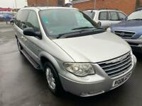 """2006 Chrysler Grand Voyager 2.8CRD Limited XS Automatic 7 Seater & """"Stow & Go"""""""