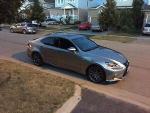 2014 LEXUS IS350 F SPORT AWD