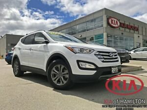 2015 Hyundai Santa Fe Sport 2.4L | One Owner | Amazing Shape | L