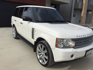 2009 Land Rover Range Rover Supercharge SUV, Crossover London Ontario image 7
