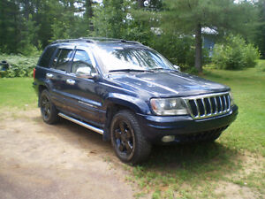 2004 Jeep Grand Cherokee VUS