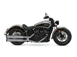 2017 Indian Motorcycle Scout Sixty ABS Star Silver/Thunder Black