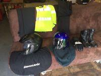 Motorbike equipment