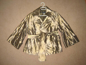 Bellissima Dress, Bianca Nygard Jacket, Dressy Suit - sz 6, 8 Strathcona County Edmonton Area image 3
