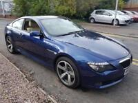 BMW 635 3.0TD auto 2008MY d Sport PERFECT EXAMPLE