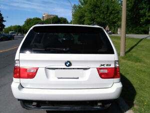 BMW X5 2006 in good condition