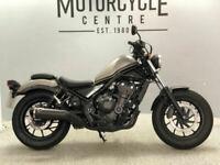 Honda CMX 500 A-X / Rebel 500 ABS / A2 500cc Cruiser / Motorcycle