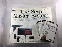 Sega Master System complete in box with accessories and games. Belleville Belleville Area Preview