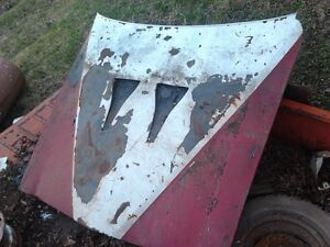 PONTIAC LEMANS  HOOD , FIT 1973 A 1975