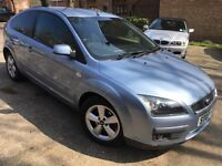 2007 Ford Focus Zetec 3dr Automatic Runs & Drives Perfect Px Welcome