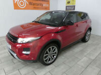 2015,Range Rover Evoque 2.2Sd4 190bhp 4X4 Auto*** BUY FOR ONLY £144 PER WEEK***