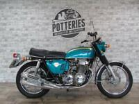 HONDA CB750 SANDCAST Stunning Condition!