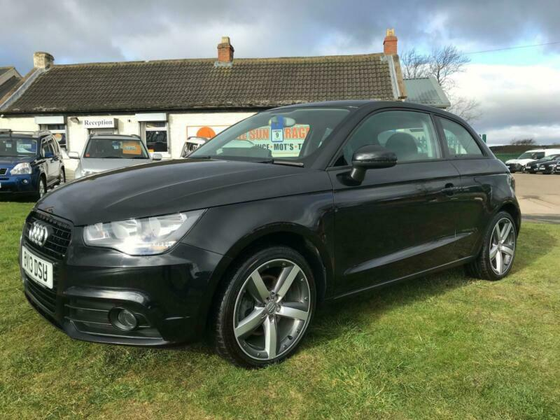 13 Audi A1 1 6 Tdi Sport Black Syling Pack Free Road Tax Finance From 167 A Mth In Darlington County Durham Gumtree