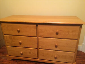 Solid pine dresser - showroom condition