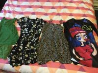 Four Dress Bundle Size 6 - 8