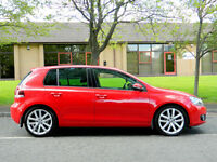 "2009 09 Volkswagen Golf 2.0 GT TDI 140ps WITH FVWSH+18"" WHEELS+CRUISE++"