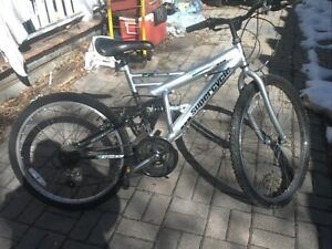 supercycle mountain bike for 20