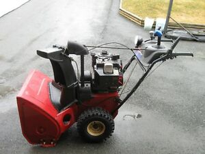 TORO 8/26 SNOWBLOWER