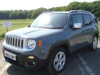 Jeep Renegade 1.6 MJet 120hp LIMITED