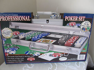 Professional Poker Set