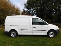 VW Caddy Maxi C20 LWB TDI 104