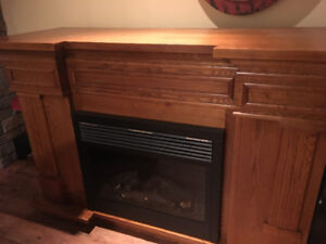 Fireplace , fire place electric