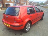 REDUCED PRICE!! Vw golf 1.6sr spares and repairs