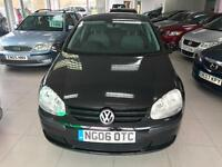 2006 Volkswagen Golf 1.9TDI 2006MY S - 2 Stamp - 1 Keeper - Mot02/28