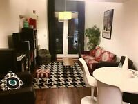 Spacious Double Room in Modern Maisonette - Stoke Newington N16 Zone 2
