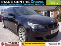 2006 BMW M5 5.0 SMG V10 AUTO