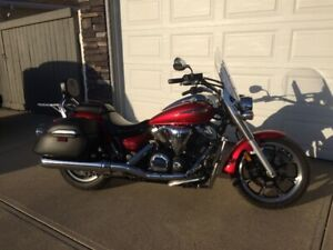 2011 Yamaha 950 V Star excellent condition