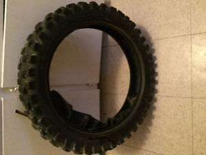Used Rear geomax with tube