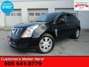 2014 Cadillac SRX Luxury  AWD NAV ROOF BS REM-AUDIO P/GATE 2X-P/