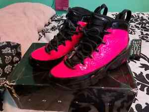 Custom Air Jordan 9 Retros ,BEST OFFER TAKES THEM