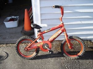"14""   ""KID COOL ""  BIKE"