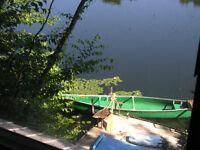 Camping gratuit en échange d'aide dans Lanaudière.
