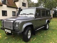 Land Rover 110 Defender 2.4TDi XS