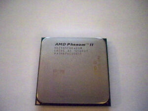 AMD Phenom II x4 965 BE (AM3 CPU)