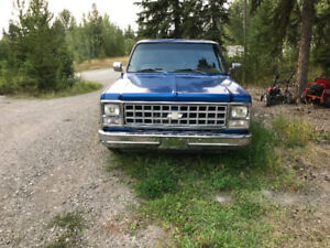 Big block 1980 c10 chev